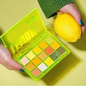 """💛NIB! """"Lemon Drop""""💛 15 Shades Eyeshadow Palette!"""